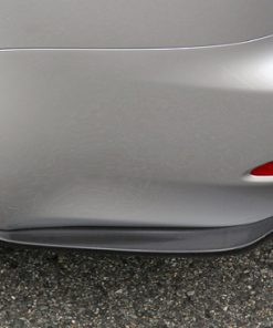 Lexus IS250/ IS350 Bottom Line Rear Caps FRP