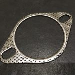 """3"""" (76mm) 2 Bolt High Performance Exhaust Gasket, Universal Fitment 3 inch"""