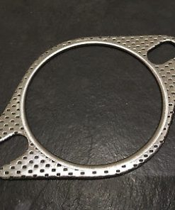 "3"" (76mm) 2 Bolt High Performance Exhaust Gasket, Universal Fitment 3 inch"