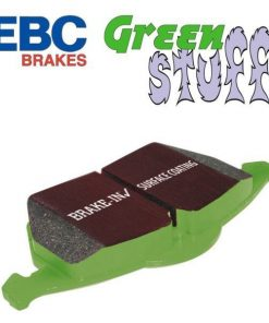Toyota GT86 EBC GreenStuff Brake Pad Upgrade Rear JDM DRIFT RACE