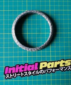 Universal 76mm Conical Exhaust Gasket WIRE MESH Donut Race Performance Track 3""