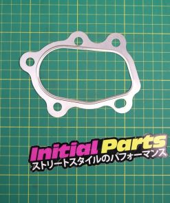 Turbo T2 T25 T28 Exhaust Outlet Gasket 5 Bolt Internal Wastegate For 200sx S14