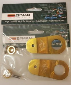 Gold - Radiator Stay EPMAN Honda Civic EG EK AP Bracket bolt washer time attack